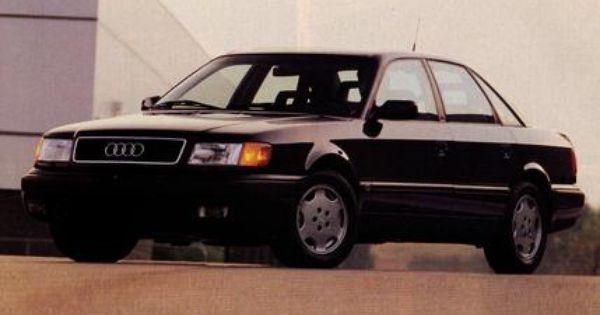 1992 Audi 100 Maintenance Light Reset Instructions Audi 100