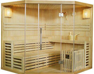 32+ Sauna 2 personen glas Sammlung