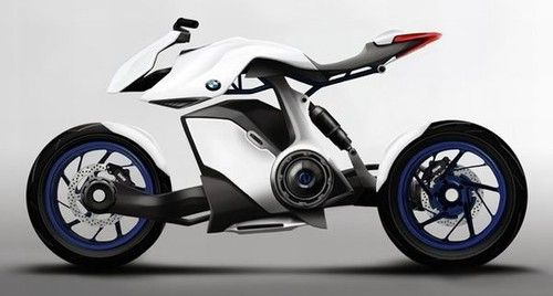 Clean And Futuristic Design Concept Motorcycles Bike Sketch Motorcycle