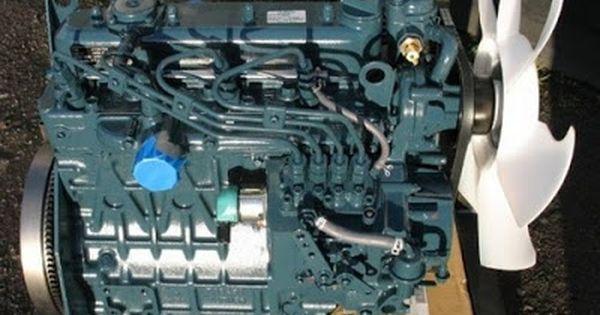 Kubota Workshop Service Repair Manual Kubota 05 Series Diesel Engine D905 D1005 D110 Diesel Engine Repair Manuals Engineering