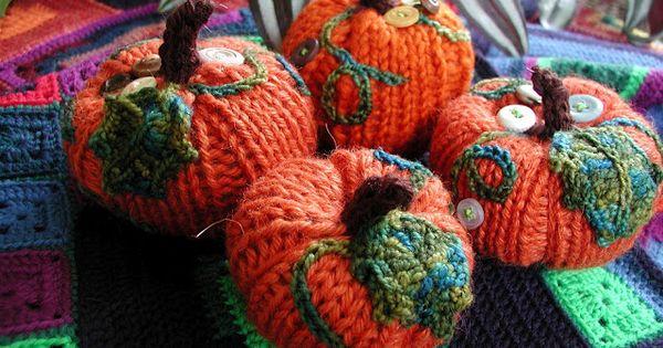 ... knitting ramblings. | Crochet | Pinterest | Crochet, Pumpkin patterns