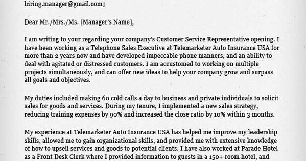 Customer-Service-(Professional)-CLASSIC-Cover-Letter-Template