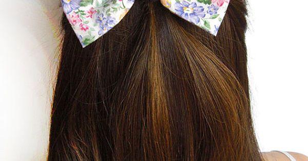 Bow - Spring Hair Bow