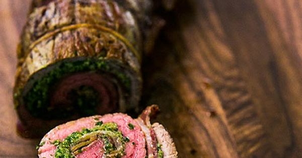 Petersilienpesto, Pesto and Rindfleisch on Pinterest