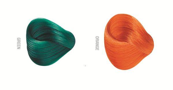 Pravana Chromasilk VIVIDS color chart