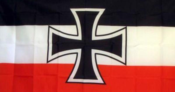 German Jack Historical 3 X 5 Flag F 2201 Historical Flags Flag Art Germany Flag