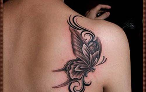 Tattoo Ideas For Women | free butterfly tattoo designs for women |