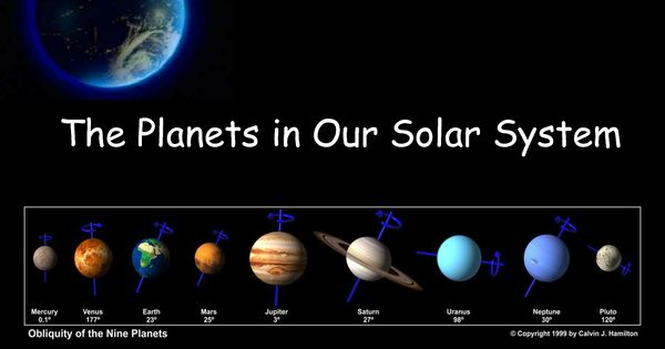 powerpoint presentation on planets - photo #49