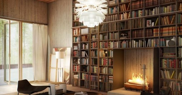 quite a home library home library bookshelves books interior