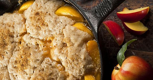 Cobbler, Peach cobblers and Chicago tribune on Pinterest