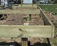 How To Extend An Existing Deck Expand An Old Deck Make A Deck Bigger By Adding More Posts And Joists Deck Framing Deck Deck Building Plans