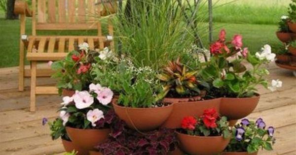 Stack And Grow Stackable Garden Planter Vertical Container Gardening At Urban Garden Solutions