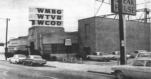 wtvr wmbg wcod w television richmond w motors