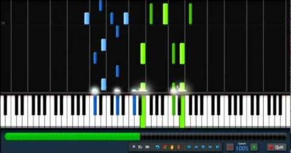 Learn to play stairway heaven piano synthesia