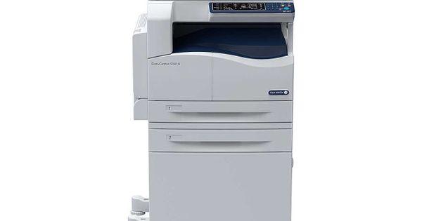 May Photocopy Fuji Xerox Docucentre S2010cps Khổ Giấy Va Ha Nội