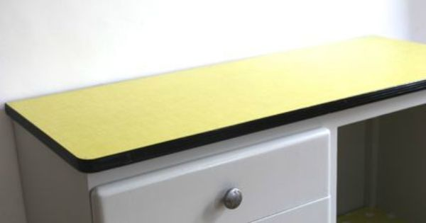 Buffet vintage en formica meubles vintage pinterest meubles relooking - Relooking meuble vintage ...