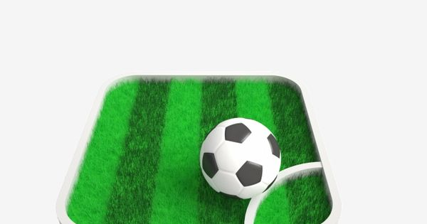 A Green Grass Soccer Field C4d 3d Stereo Simulation Style Png Transparent Clipart Image And Psd File For Free Download In 2020 Soccer Field Green Grass Background Green Grass