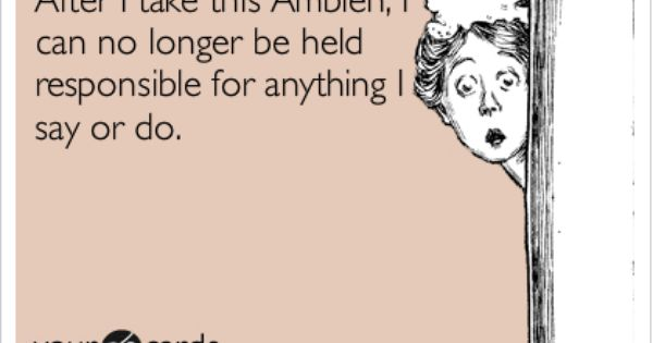 what will ambien quotes