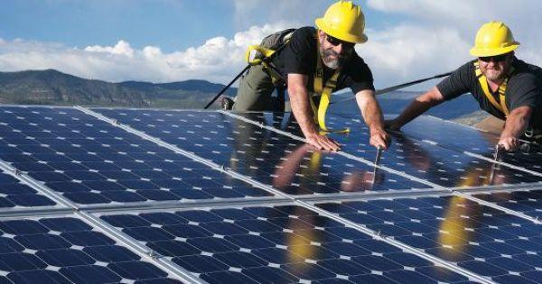 Solar Training Solar Photovoltaic Training Solar Installer Training Renewable Energy Education Solar Energy Internatio Solar Solar Energy Renewable Energy