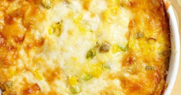 Hatch Chile Corn Pudding | Recipe | Thanksgiving sides, Thanksgiving ...