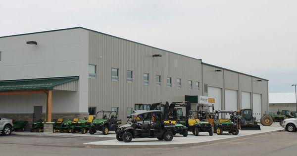 Premier Equipment Elmira On Steelway Building Systems Building Systems Steel Buildings Steel Roofing