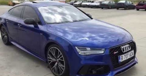2015 Audi A7 3 0 Tdi Quattro Competition 346 Hp Rs7 Look Walk