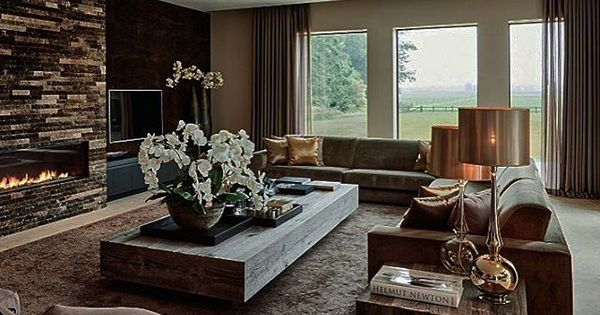 Incredible Mauve Living Room