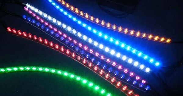 Battery Operated Led Rope Strip Light Festival Must
