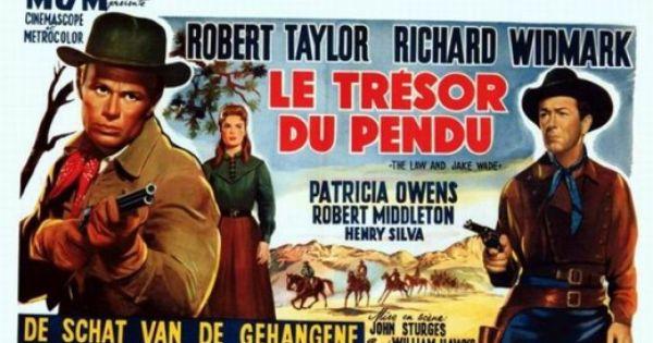 Robert Taylor 100 Years Of Movie Posters 96 Western Film Filme Westernfilme