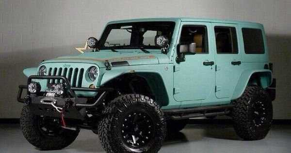 tiffany blue jeep yes please whip game proper pinterest jeep bleue bleu tiffany et. Black Bedroom Furniture Sets. Home Design Ideas
