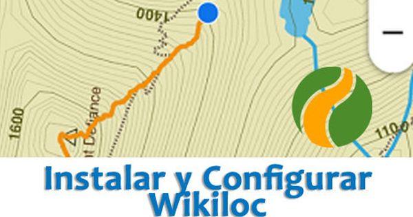 Como Instalar Y Usar Wikiloc En Android Gratis Sin Pagar Montaña Rutas Senderismo Btt Mountainbike Mtb Trekking Android Senderismo Actividades