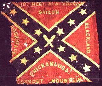 Shiloh Battle Honor Confederate Flags American Civil War Forums American Civil War Civil War Flags Civil War