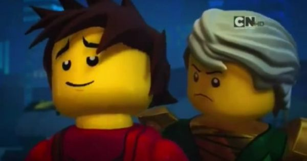 Just look at the way kai looks at skylor it is solo cute awwwww pinterest it is - Ninjago lloyd and kai ...
