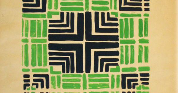 Sonia Delaunay pattern