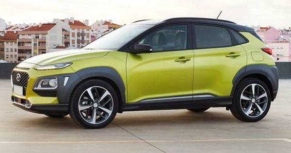 Nuova Hyundai Kona Configuratore E Listino Prezzi With Images