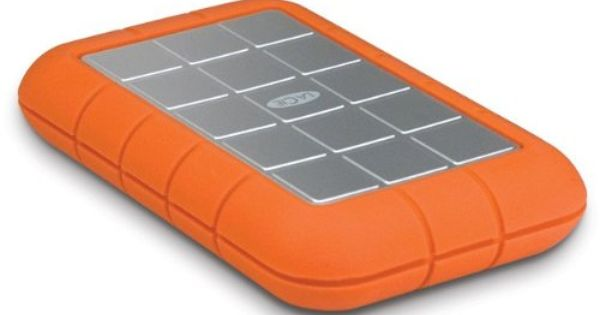 Lacie Rugged Hard Disk Triple 500 Gb 7200 Rpm Usb 3 0 Firewire 800 2x Portable Hard Dri With Images Portable External Hard Drive Portable Hard Drives External Hard Drive