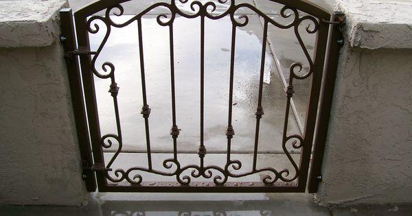 DCS Industries, Decorative Gates, Custom Gates, Metal