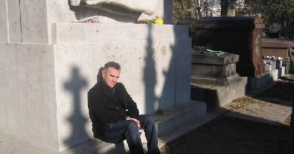 Image result for morrissey grave