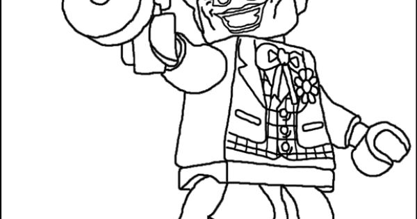 supervillains coloring pages to print - photo#26
