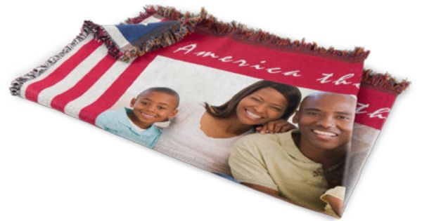 Americana Throw Blanket Walgreens Com With Images Picture