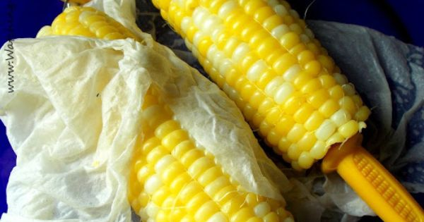 how to cook corn on the cob quickly