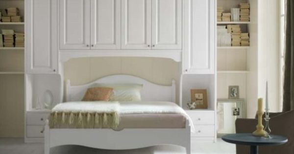 Armadio a ponte | Home | Pinterest | Bedrooms, Storage and Interiors