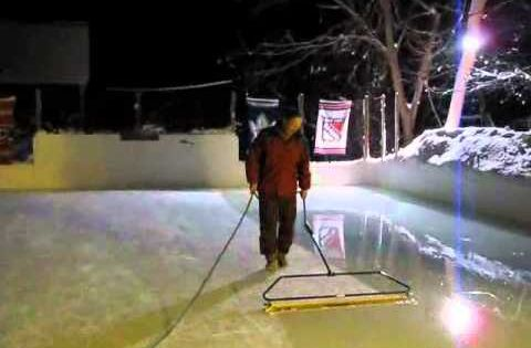 backyard rink dreamin pinterest hockey