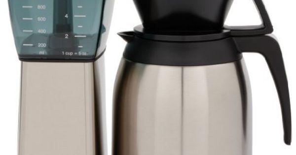 Bonavita Coffee Maker Williams Sonoma : Bonavita BV1800TH 8-Cup Coffee Maker with Thermal Carafe, http://www.amazon.com/dp/B005YQZNO8 ...