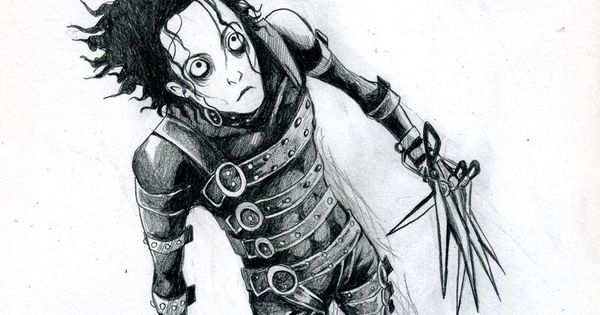 the concept of acceptance in society in edward scissorhands a movie by tim burton A written study of edward scissorhands in the film edward scissorhands, tim burton creates a  ranging from edward scissorhands in the movie edward.