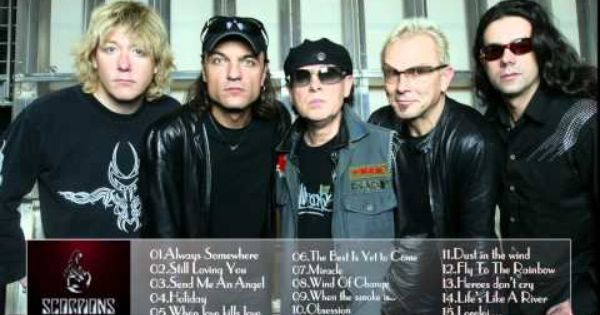 Best Songs Of Scorpions Full Album Hd Scorpions S Greatest Hits