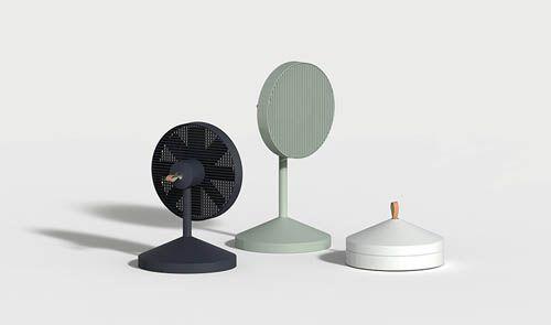 圧倒的で破壊的なイノベーションが起こると それにとらわれてクリエイターは一種のパニックに陥って何を作ったら良いかわからなくなる時がある ダイソン の羽の無い扇風機 もそうだ デザイン家電 プロダクトデザイン
