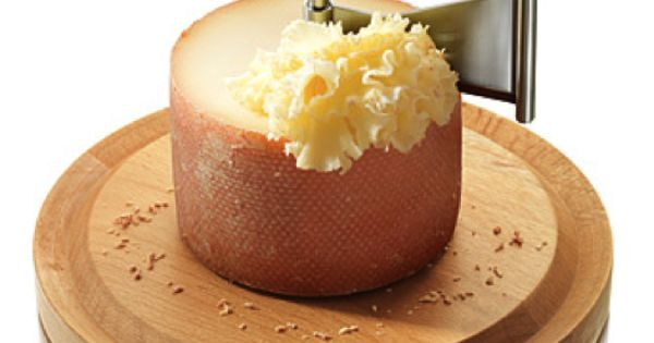 Another cool kitchen gadget i'd like to have - cheese curler