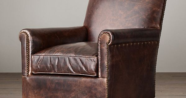Family Room Leather Chair Options 1920s French Camelback