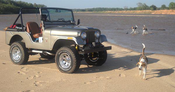 Jeep Cj5 Red River Jeep Cj5 Jeep Willys Jeep